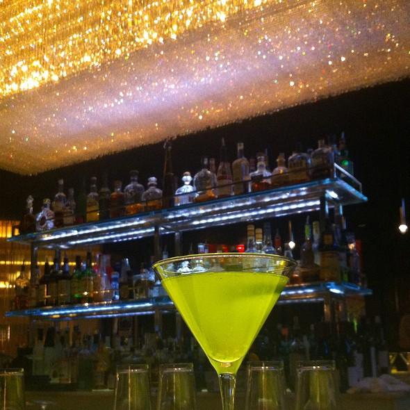 Cucumber Jalapeno Martini - Hank's Fine Steaks & Martinis - Green Valley Ranch Resort, Casino & Spa, Henderson, NV