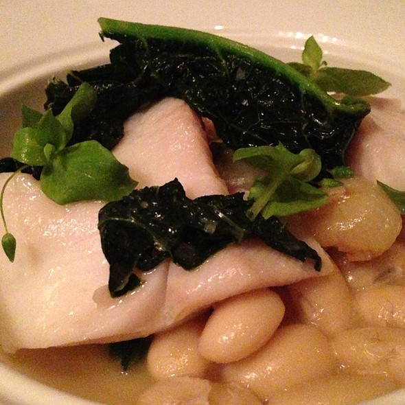 Black Cod And Butter Beans - Spruce, San Francisco, CA