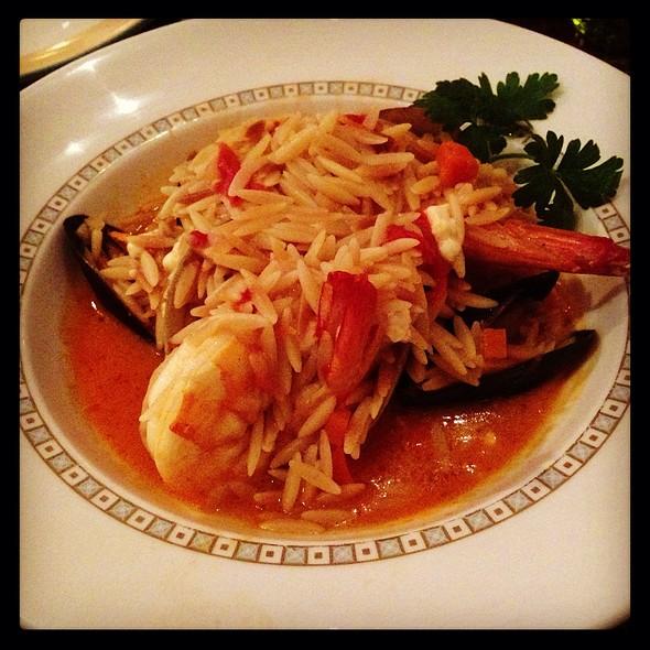 Seafood Yiouvetsi - Kellari Taverna, New York, NY