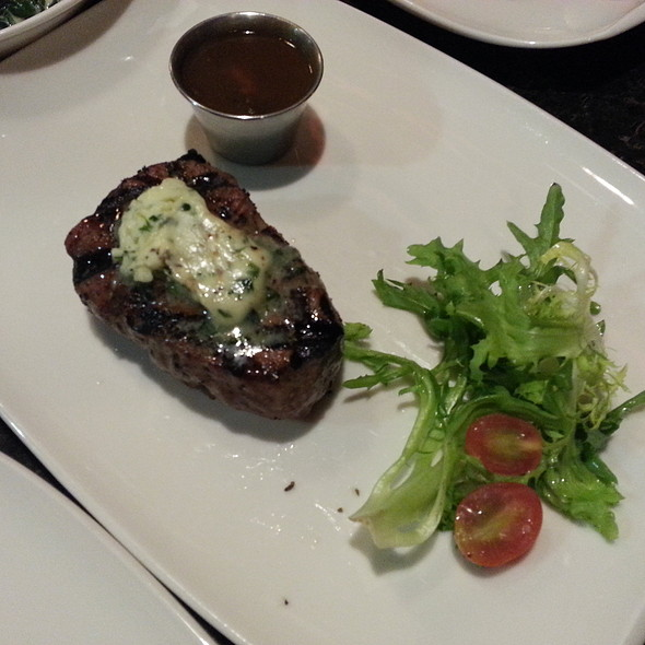 Filet Mignon - JW's Steakhouse - Marriott LAX, Los Angeles, CA