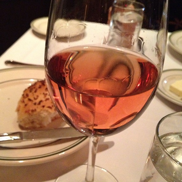 Rose - Wolfgang's Steakhouse - Tribeca, New York, NY