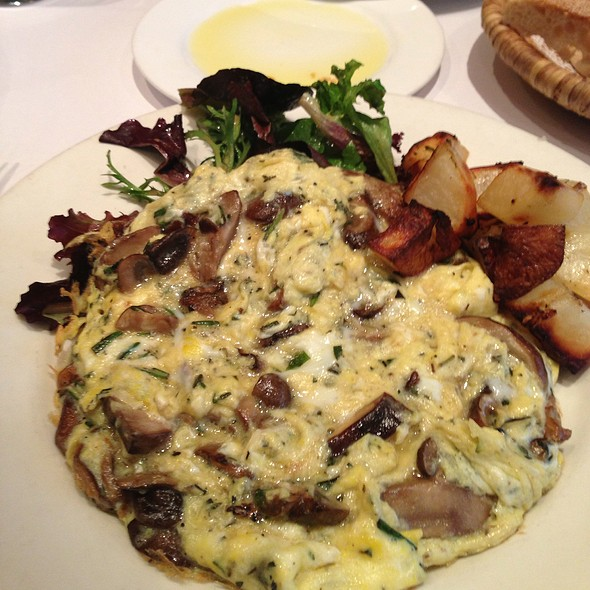 Omelette - Barbes Restaurant, New York, NY