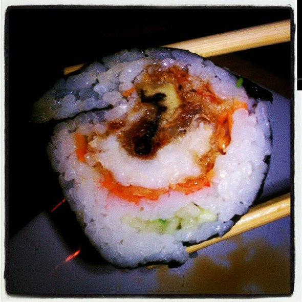 Spider Roll - Screaming Tuna, Milwaukee, WI