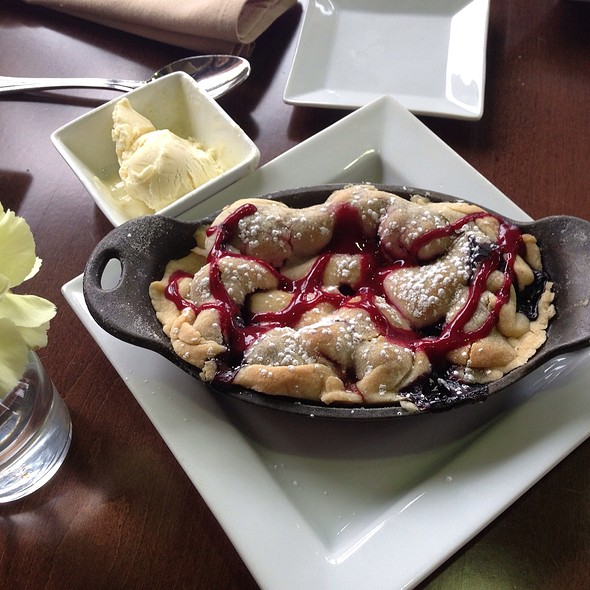 Mixed Berry Cobbler - Acacia Bistro & Wine Bar, Washington, DC