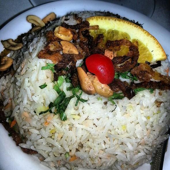 Saffron Basmati Rice - 309 Dhaba Indian Excellence, Toronto, ON