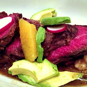 Beef tenderloin - Grill 23 & Bar, Boston, MA