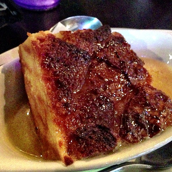 Bread Pudding - Cypress Grill, Austin