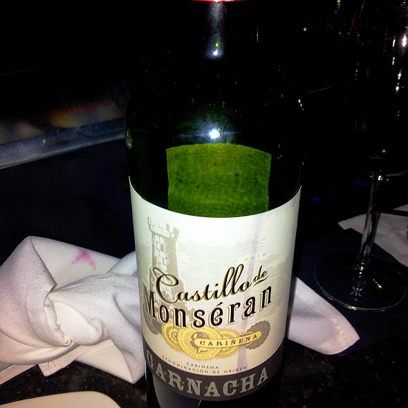 Castillo De Monseran Garnacha - Metropolitan Cafe, Freehold, NJ