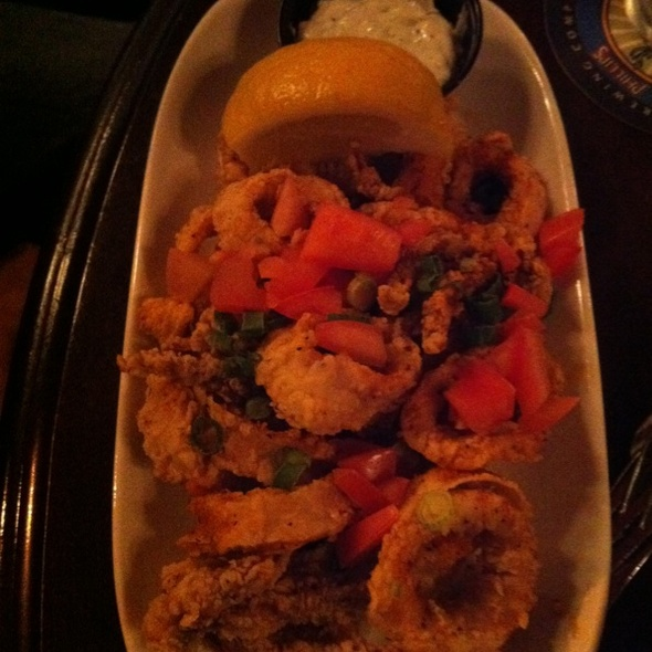 Calamari - Penny Farthing Pub, Victoria, BC