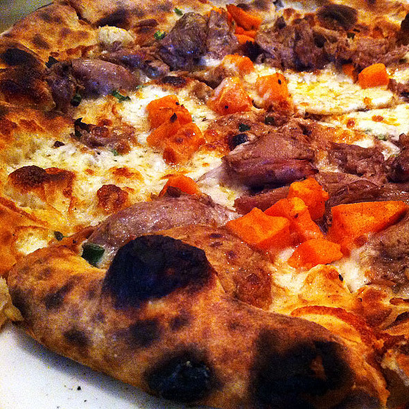 Duck Pizza - Domenica, New Orleans, LA