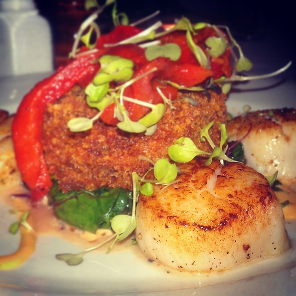 Seared Sea Scallops - Room 39 - Leawood, Leawood, KS