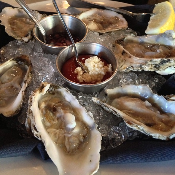 Oysters - Blue Point Grille, Cleveland, OH