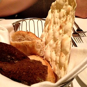 Bread Bas - The Capital Grille - Chestnut Hill, Chestnut Hill, MA