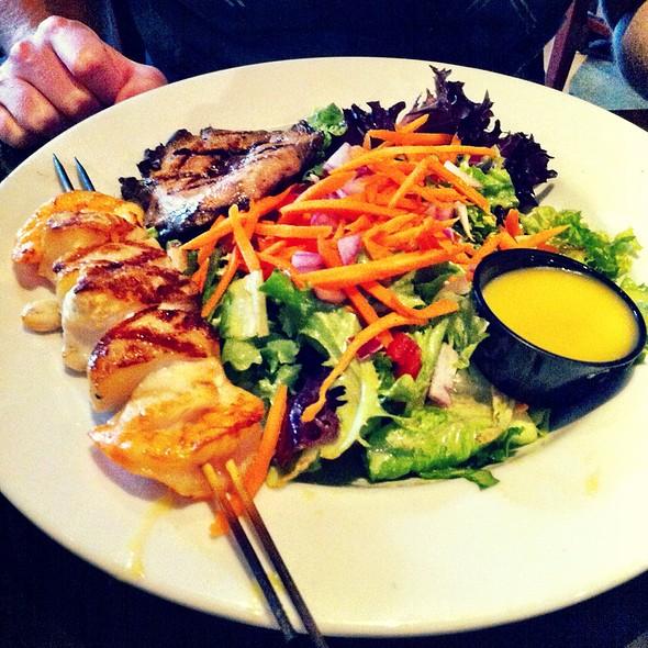 Seafood Salad - Catch Twenty Three - Tampa, Tampa, FL