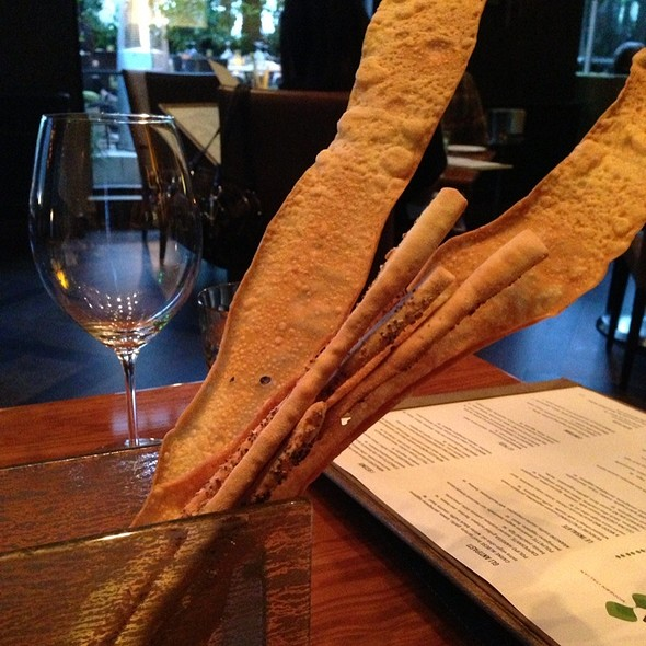 Bread Sticks - Culina, Los Angeles, CA