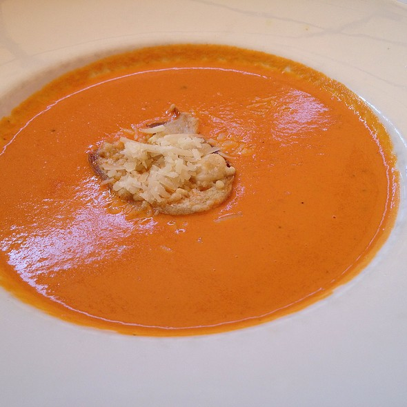 Tomato And Basil Soup - Casbah, Pittsburgh, PA