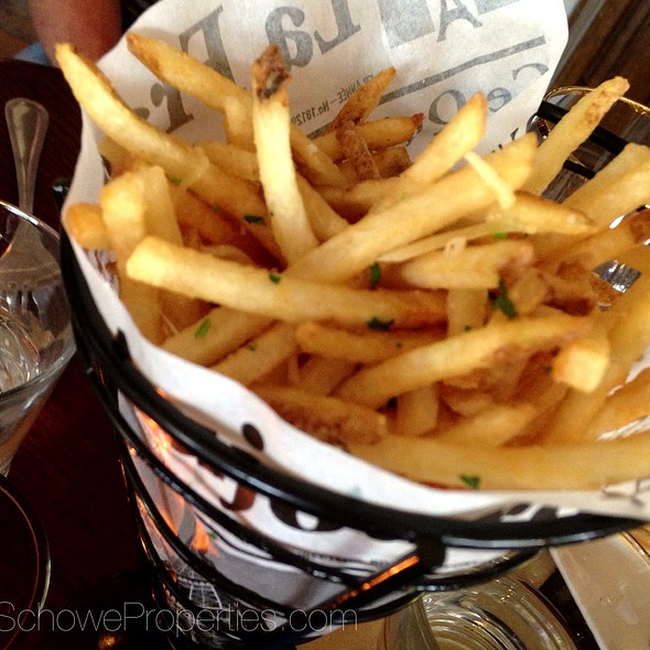 Truffle Fries - La Brasserie Bistro and Bar, La Quinta, CA