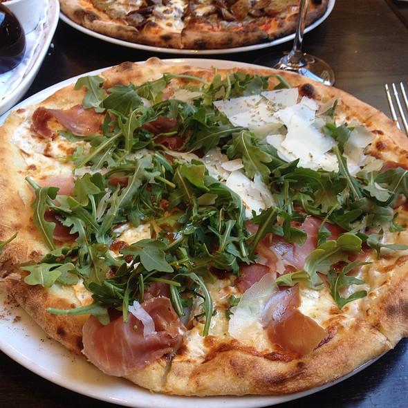 Parma Ham Pizza - Olio Pizzeria, Santa Barbara, CA