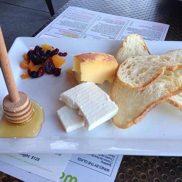 Cheeses - Waterfront Kitchen, Baltimore, MD