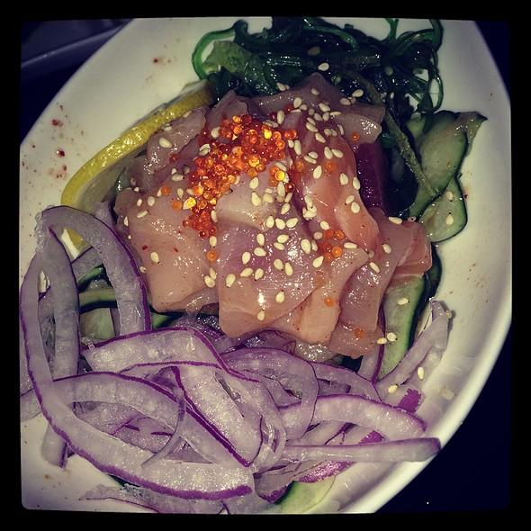 Seafood Poke - Wasabi Bistro, San Francisco, CA