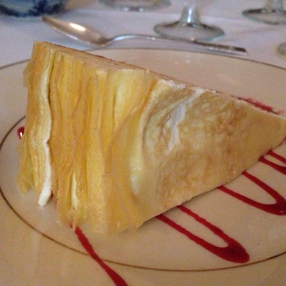 24 Layer Crepe Cake - Lady Mendls, New York, NY