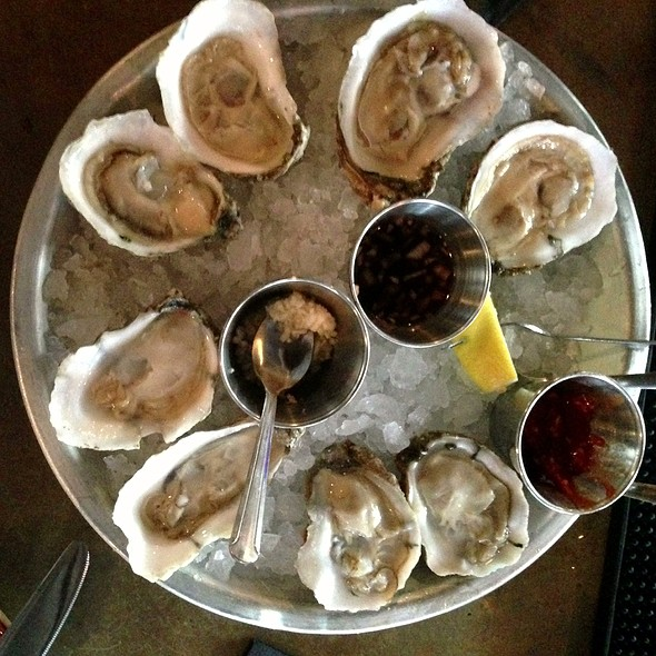 Oysters - Rappahannock - Richmond, Richmond, VA