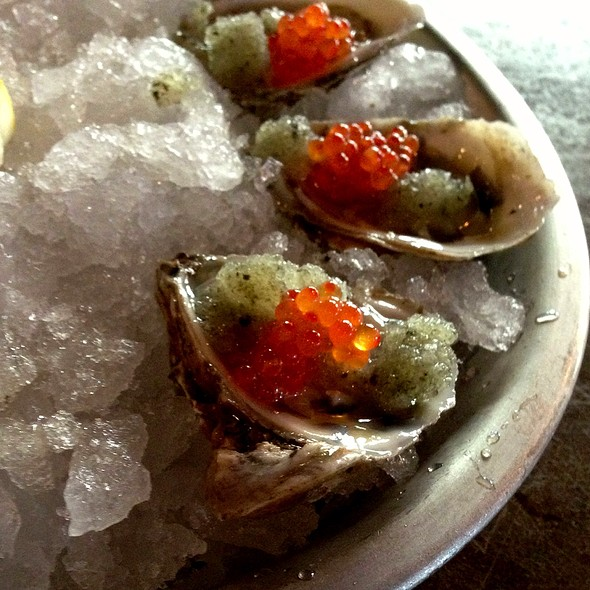 Oysters & Pearls - Rappahannock - Richmond, Richmond, VA