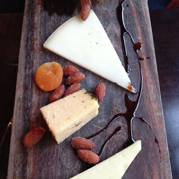 Cheese Plate Dessert - Vin48 Restaurant Wine Bar, Avon, CO