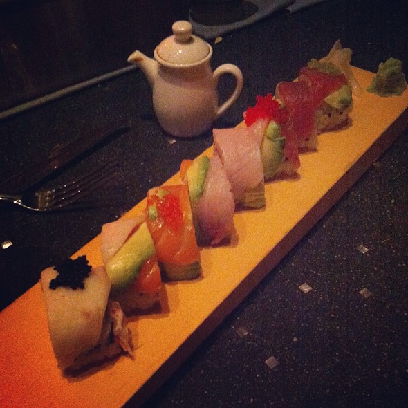 Rainbow Roll - Ten, Charlottesville, VA