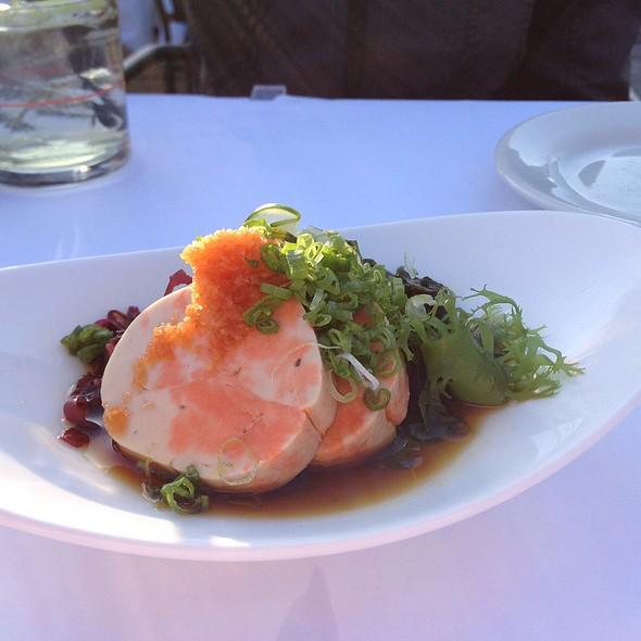 Monkfish Liver In Ponzu Sauce - Perrys, Washington, DC