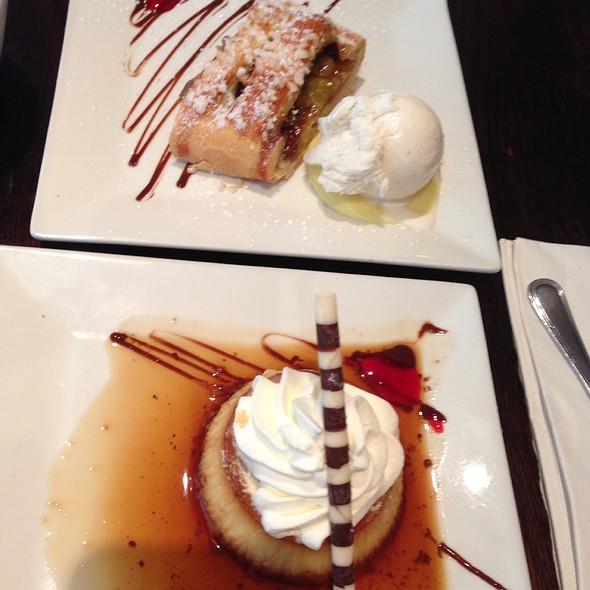 Desserts - Fratelli Milano Downtown Miami, Miami, FL