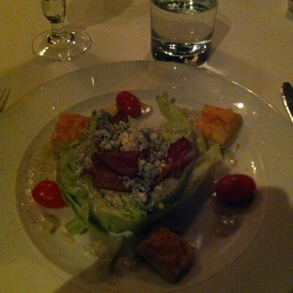 BLT Salad - Far Niente, Toronto, ON