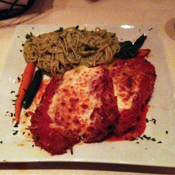 Chicken Parmagiana - Carmelo's Ristorante Italiano - Houston, Houston, TX