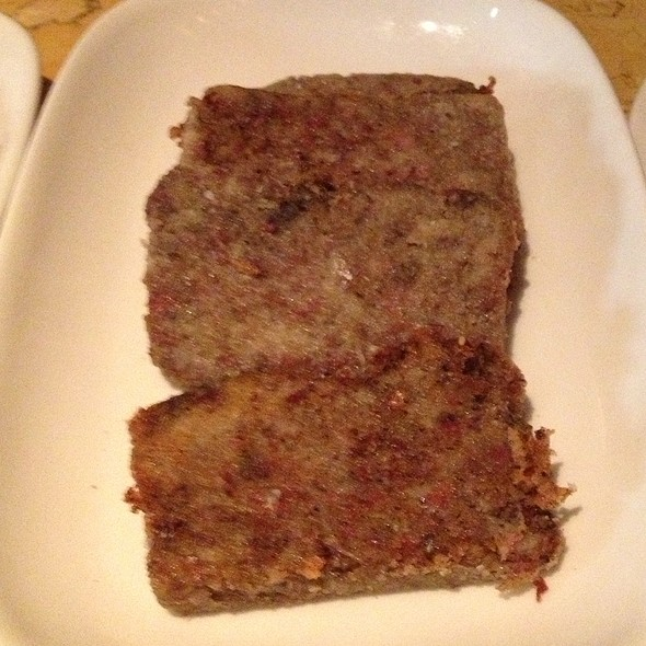 Scrapple - Birch and Barley, Washington, DC