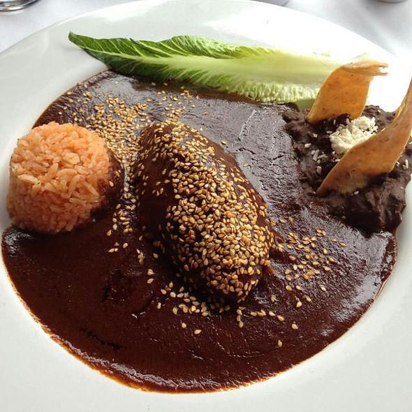 Mole Poblabo - La Noria, Puebla, PUE