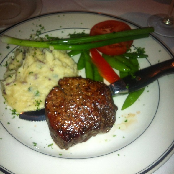 Filet Mignon - Silver Fox Steakhouse Richardson, Richardson, TX