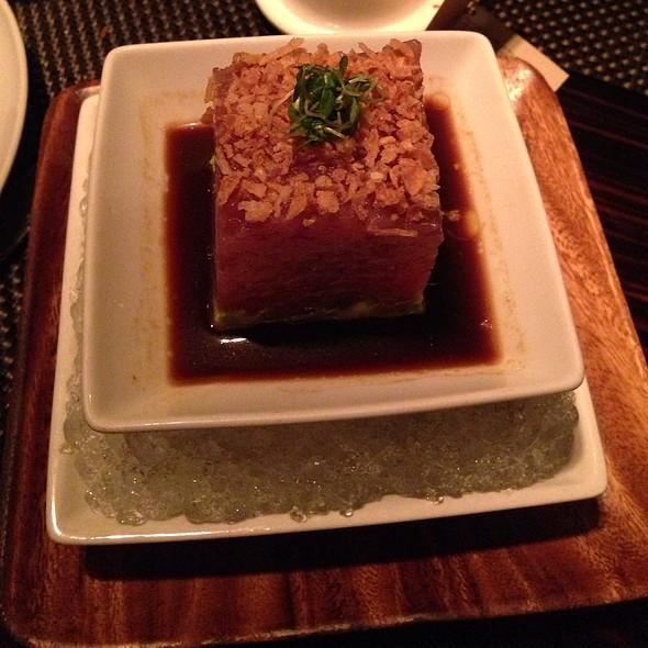 Ahi Tuna Tartare - BLT Steak, New York, NY