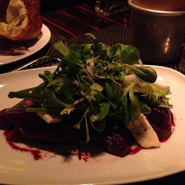 Roasted Beet Salad - BLT Steak, New York, NY