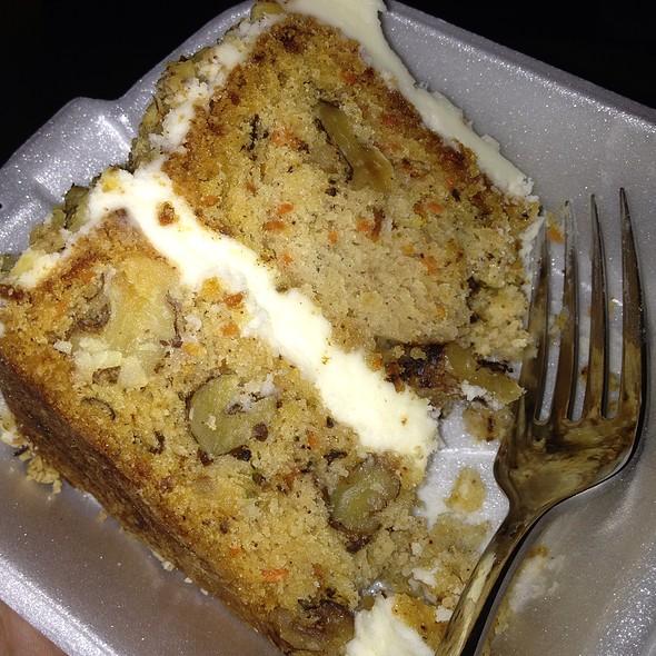 Carrot Cake - The Fort, Morrison, CO