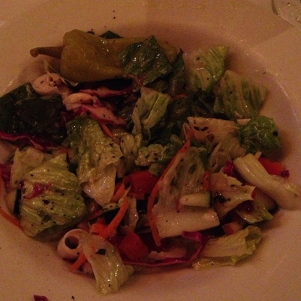 Chopped Salad - Bob's Steak & Chop House - Plano, Plano, TX