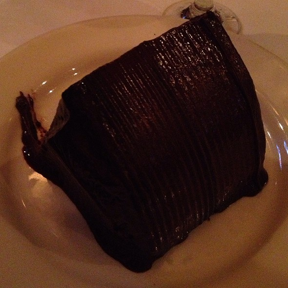Chocolate Cake - Bob's Steak & Chop House - Plano, Plano, TX