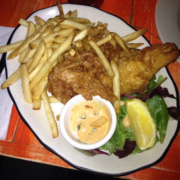 Fish & Chips - The General Greene, Brooklyn, NY