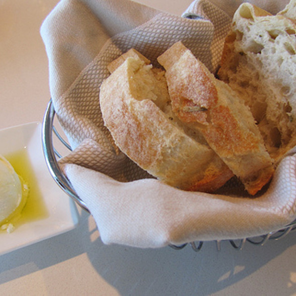 Rosemary Bread - the C restaurant + bar, Monterey, CA