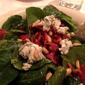 Spinich Salad - Maggiano's - Indianapolis, Indianapolis, IN