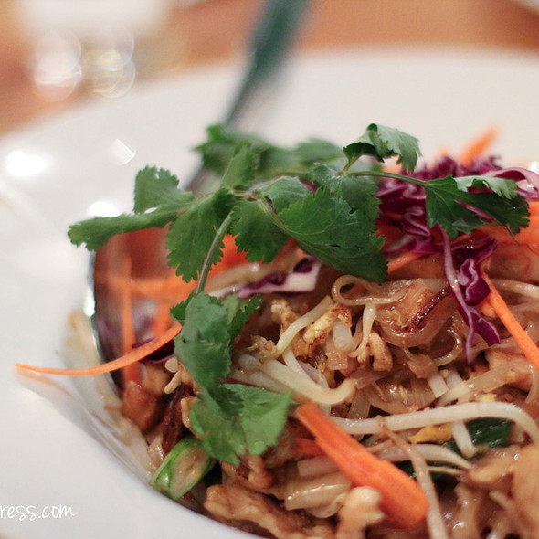 Pad Thai - Summer Canteen, Toluca Lake, CA