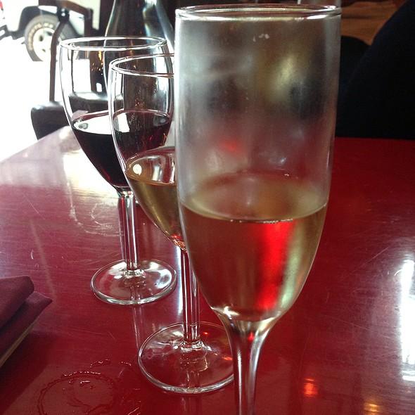 Wine Flight - Amelie, San Francisco, CA