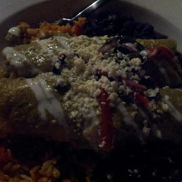 Seafood Enchalads - Lola - Coastal Mexican - Denver, Denver, CO