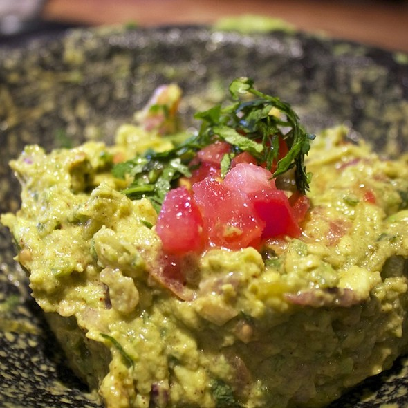 Tableside Guacamole - Rocco's Tacos and Tequila Bar, West Palm Beach, FL
