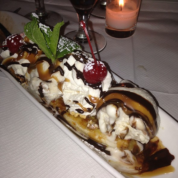 Banana Split - Rue 57, New York, NY