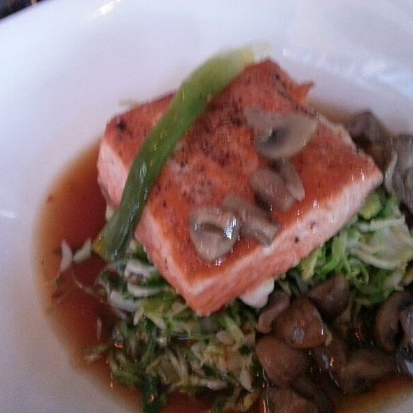 Scottish Salmon Special - The Farm, Park City, UT
